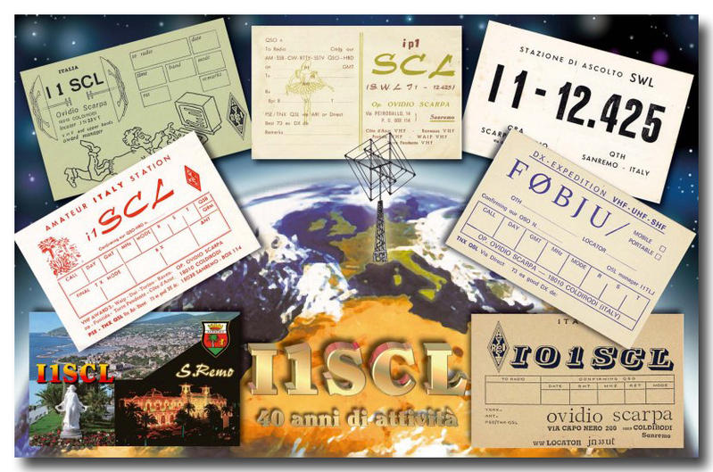 QSL image for I1SCL