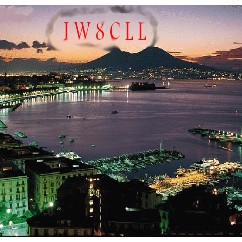 QSL image for IW8CLL
