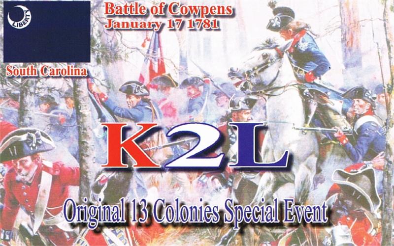 QSL image for K2L
