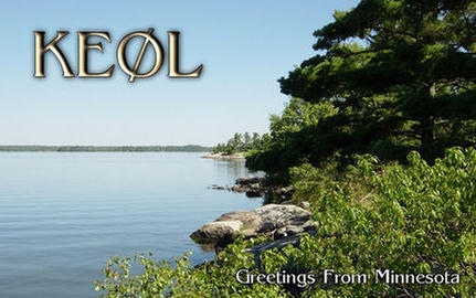 QSL image for KE0L