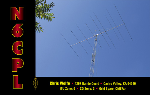 QSL image for N6CPL