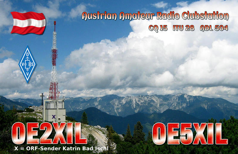 QSL image for OE2XIL