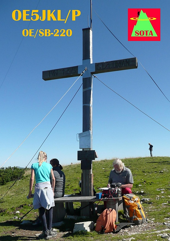QSL image for OE5JKL