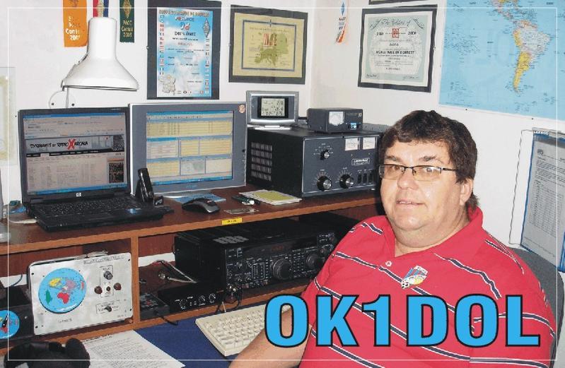 QSL image for OK1DOL
