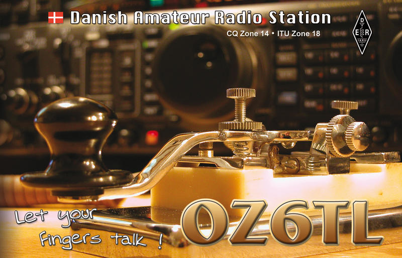QSL image for OZ6TL