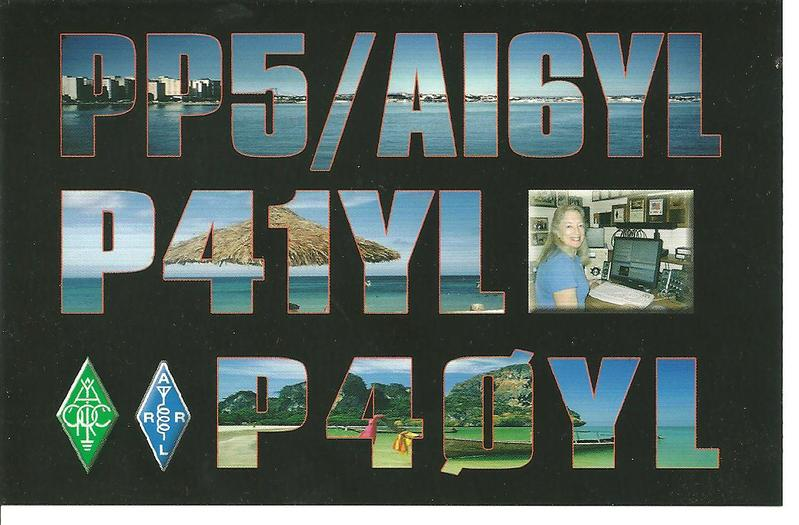 QSL image for P40YL