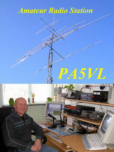 QSL image for PA5VL