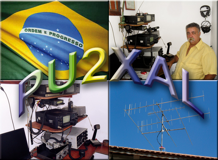 QSL image for PU2XAL