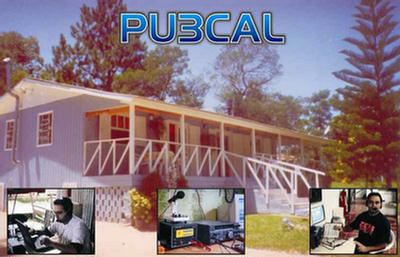 QSL image for PU3CAL