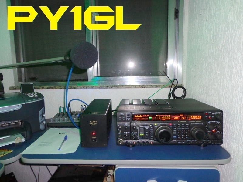 QSL image for PY1GL