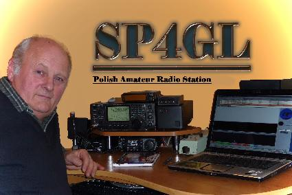 QSL image for SP4GL