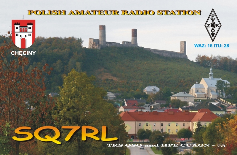 QSL image for SQ7RL