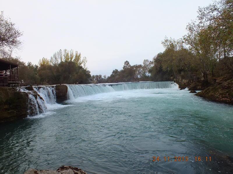 Manavgat Şelalesi