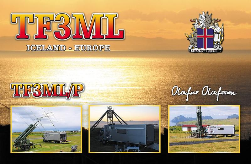 QSL image for TF3ML