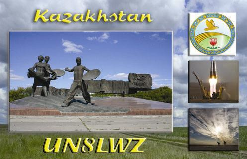 QSL image for UP9L