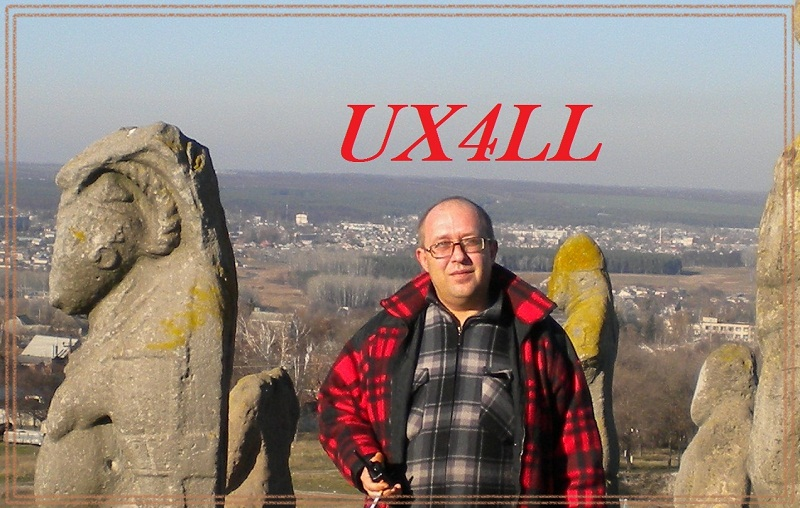 QSL image for UX4LL