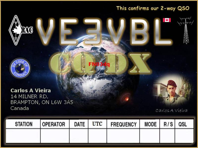 QSL image for VE3VBL