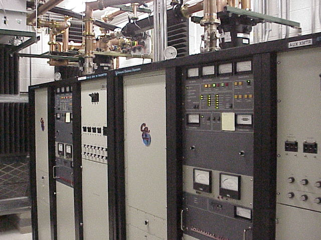 25KW FM Transmitter Plant