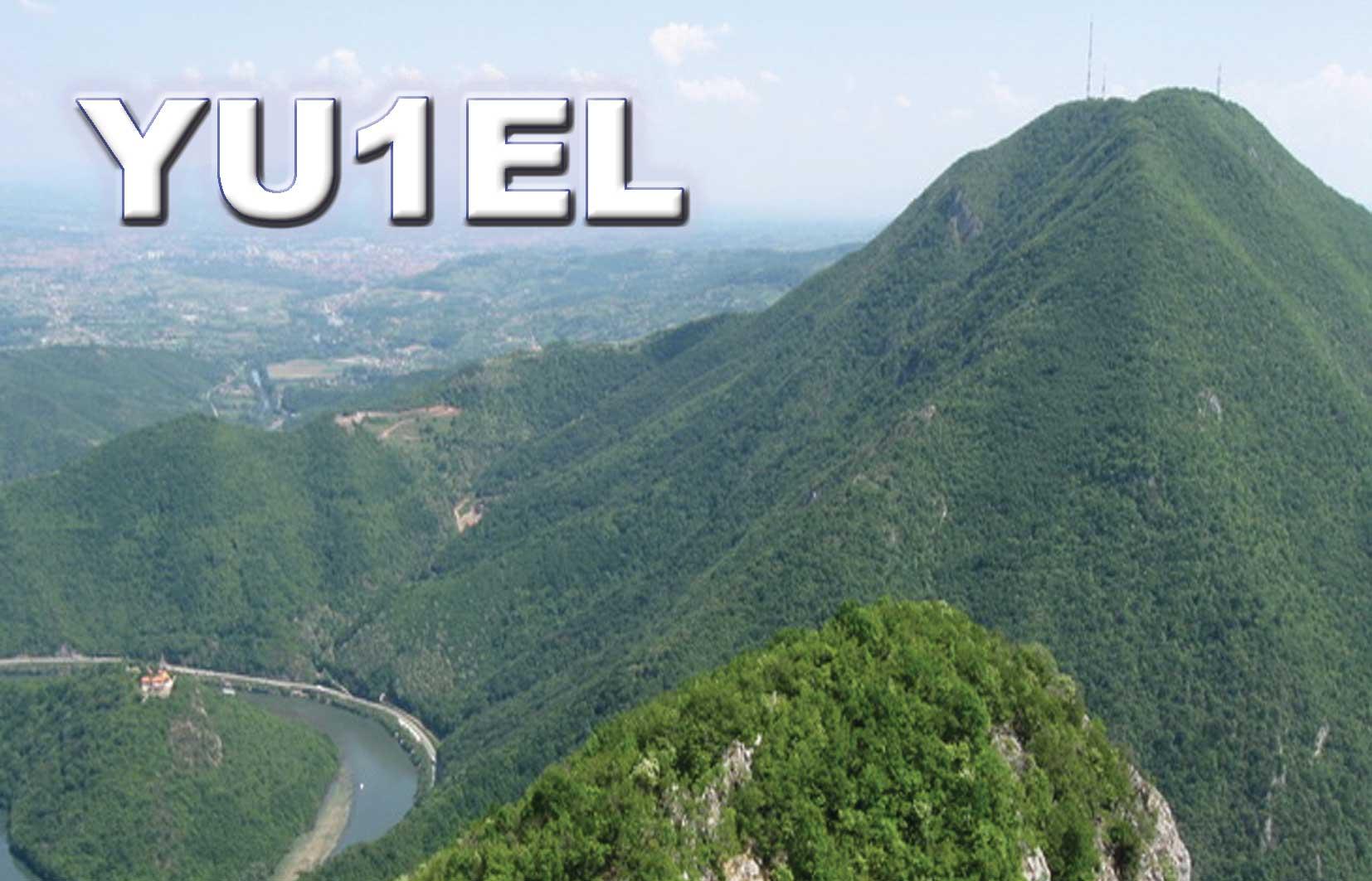 QSL image for YU1EL