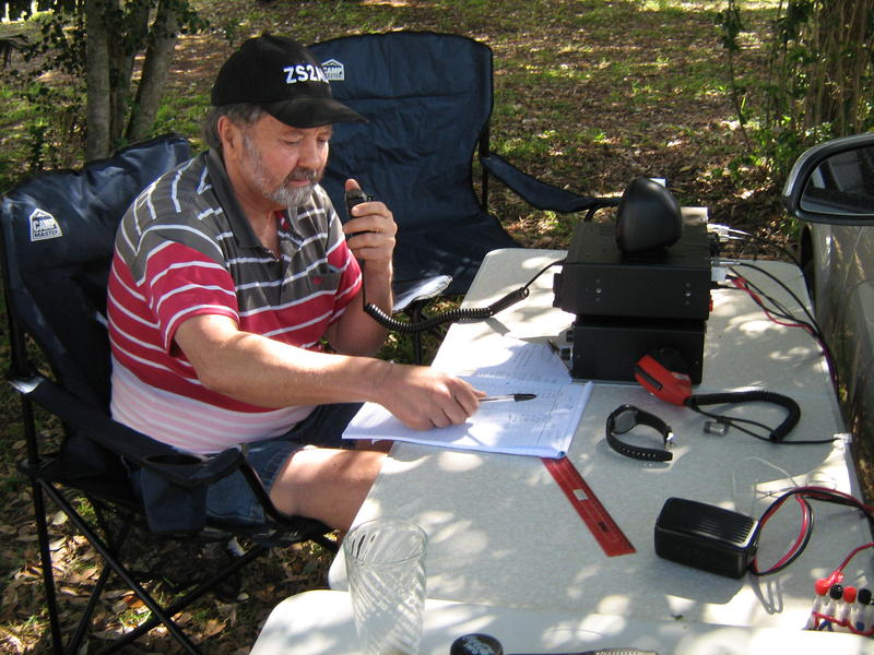 FIELD DAY QRP COMPETITION