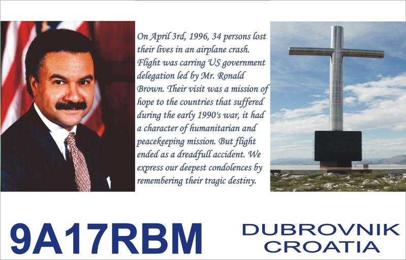 QSL image for 9A17RBM