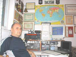 QSL image for 9A3SM