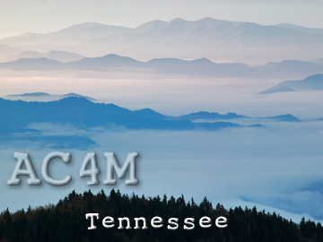 QSL image for AC4M