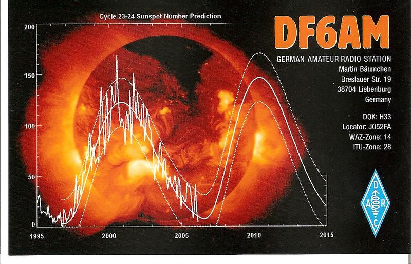 QSL image for DF6AM
