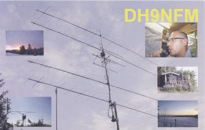 QSL image for DH9NFM