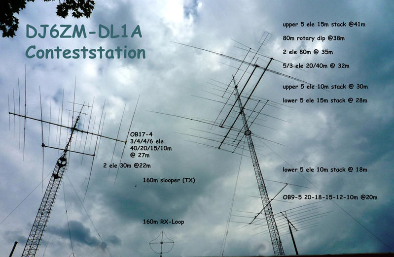 QSL image for DJ6ZM