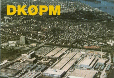 QSL image for DK0PM