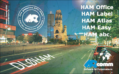 QSL image for DL0HAM