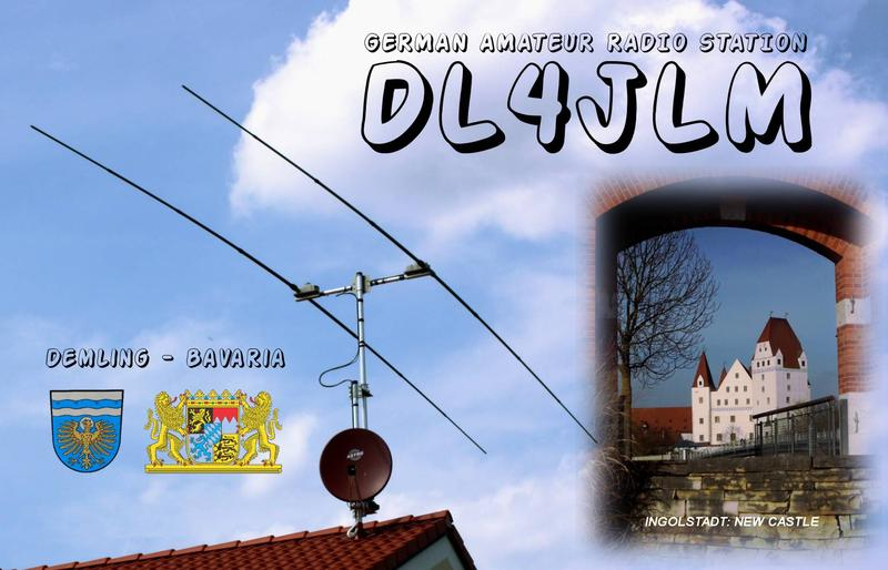 QSL image for DL4JLM