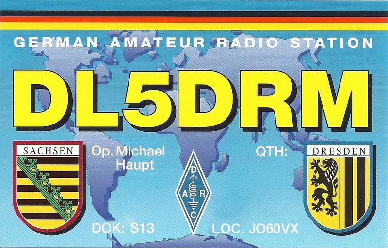 QSL image for DL5DRM