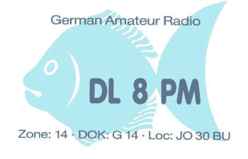 QSL image for DL8PM
