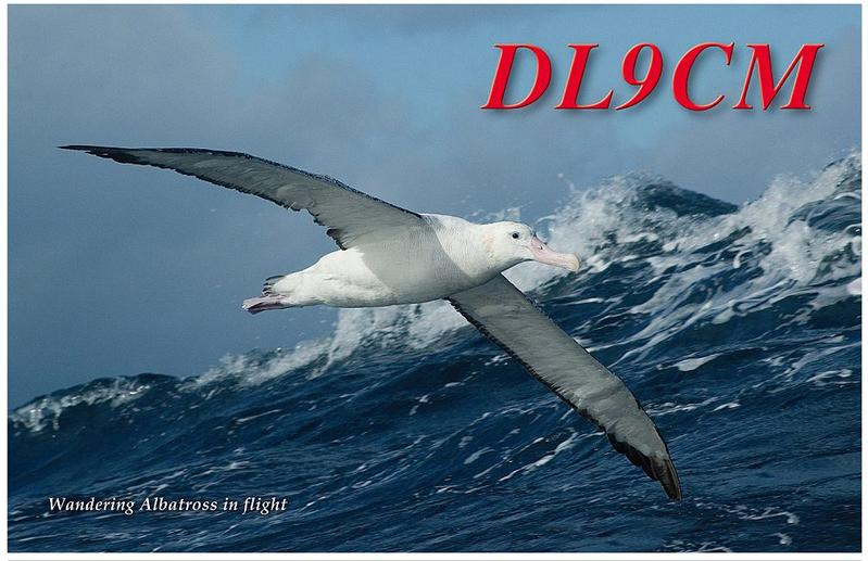 QSL image for DL9CM