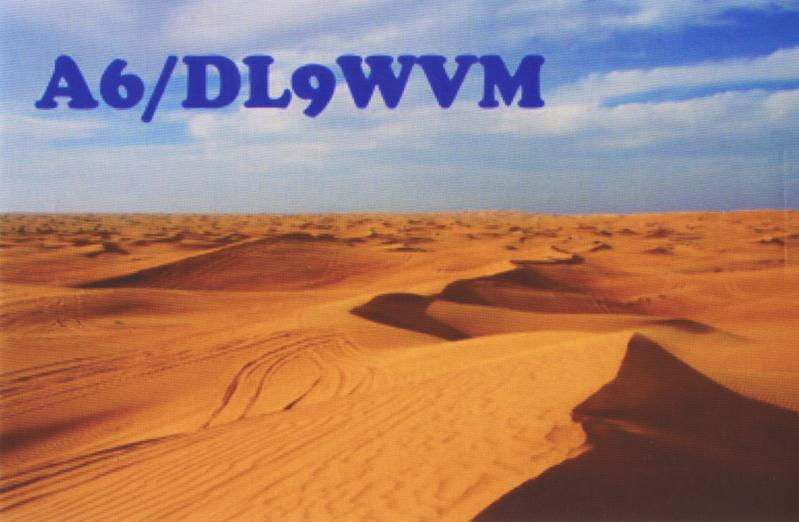 QSL image for DL9WVM