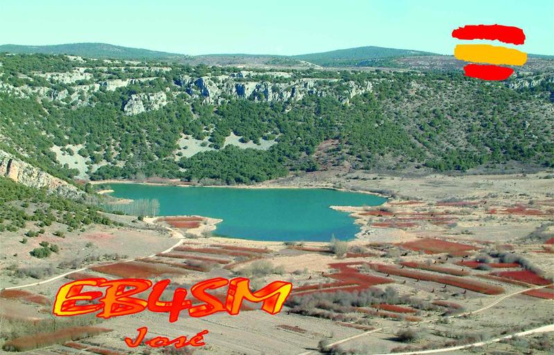 QSL image for EB4SM