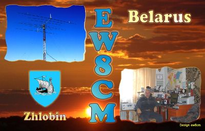 QSL image for EW8CM