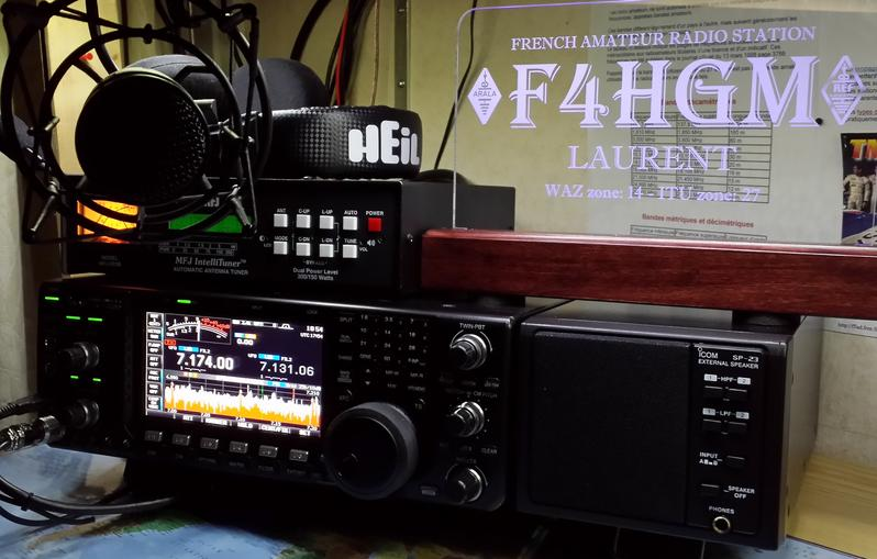 QSL image for F4HGM