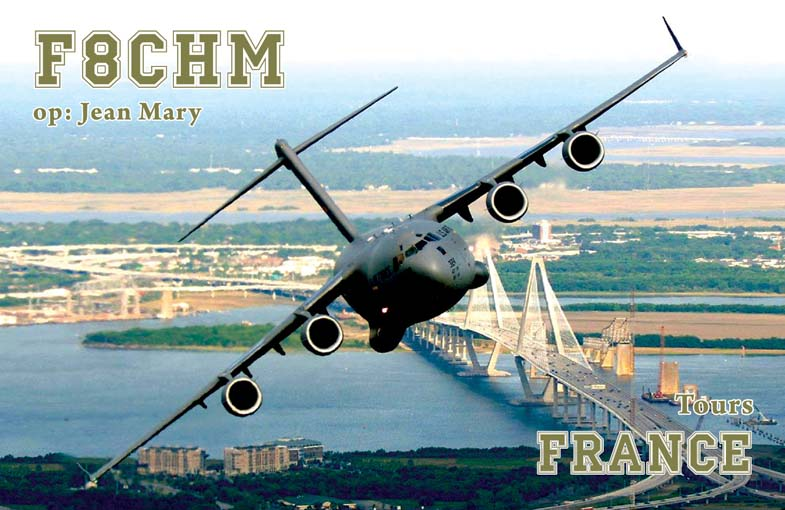 QSL image for F8CHM