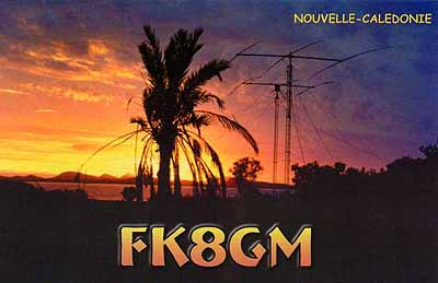 QSL image for FK8GM