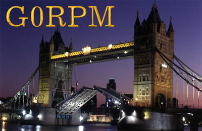 QSL image for G0RPM