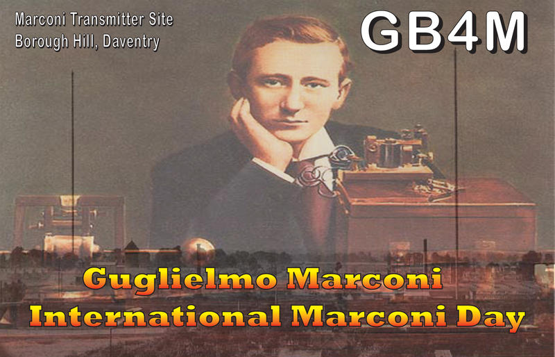 QSL image for GB4M