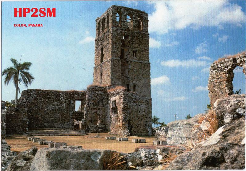 QSL image for HP2SM