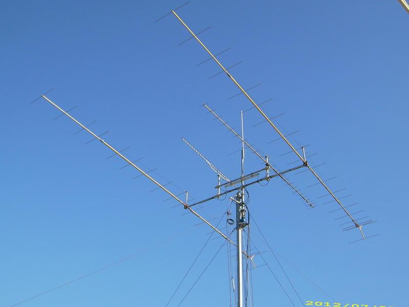 QSL image for I5VFM
