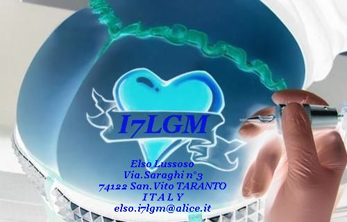 QSL image for I7LGM