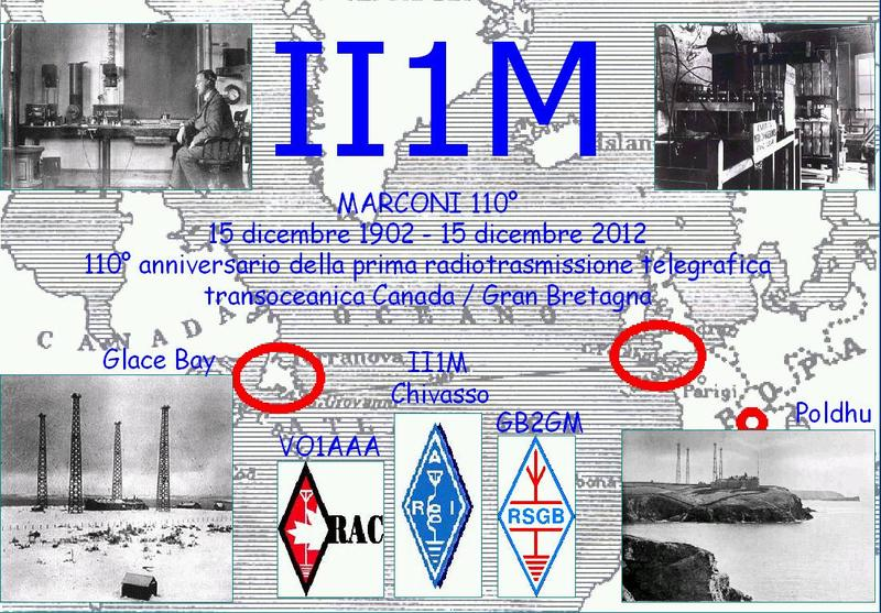 QSL image for II1M