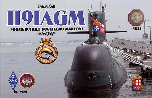 QSL image for II9IAGM