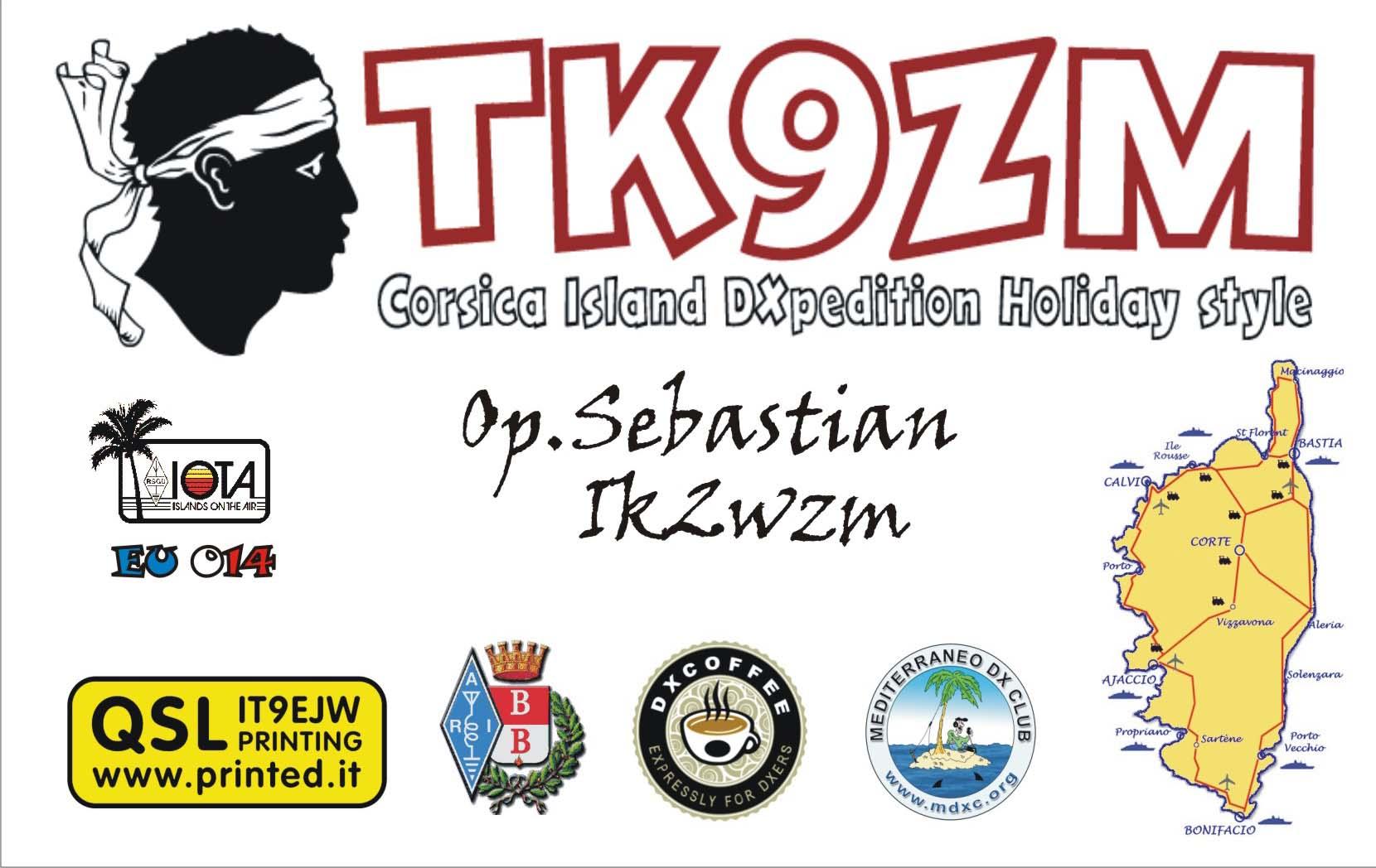 QSL image for IK2WZM